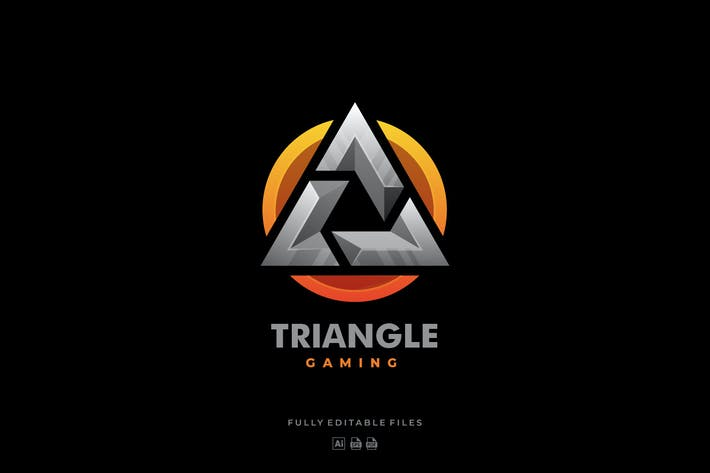Thumbnail for Triangle Sports and E-sports Logo
