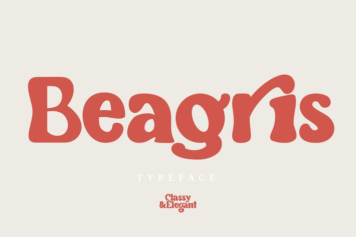 Thumbnail for Beagris - Tipografía