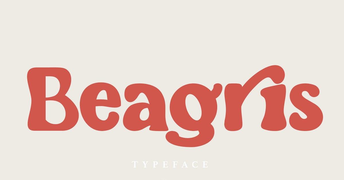 Download Beagris - Typeface by arendxstudio