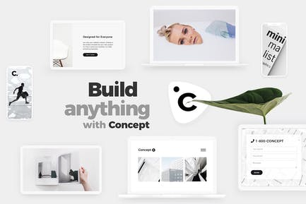 Concept - Creative and Business, Multipurpose