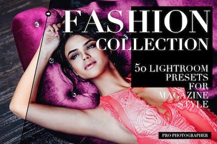 Модная Коллекция LR Пресеты