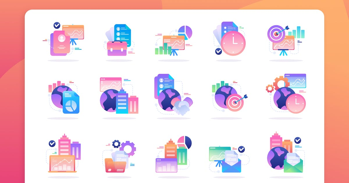 Download Business - Icon Illustration by sudutlancip