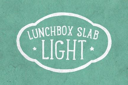 Lunchbox Slab Light