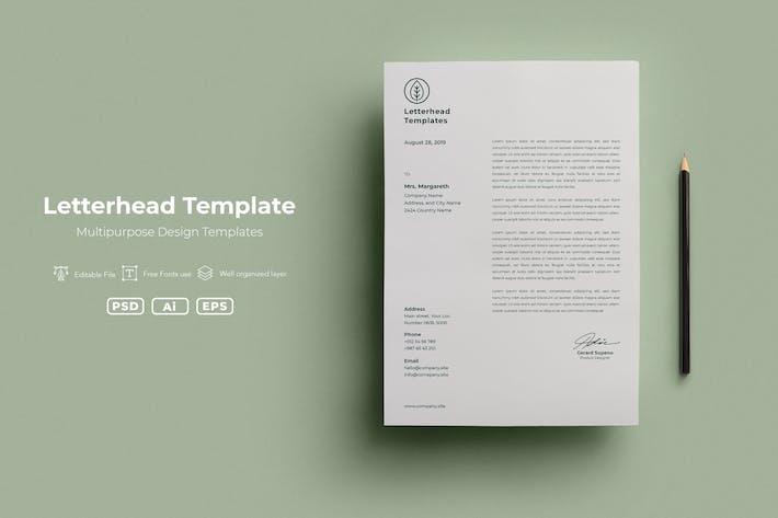 Thumbnail for ADL Letterhead Templates.v01