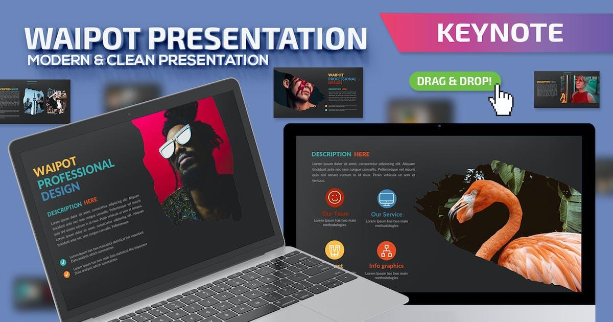 Download Waipot Keynote Presentation by mamanamsai