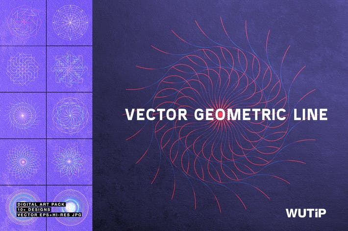 Thumbnail for Vector Geometric Line