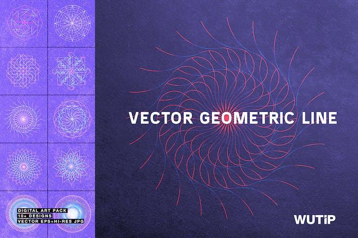 Thumbnail for Vector Geometric Line