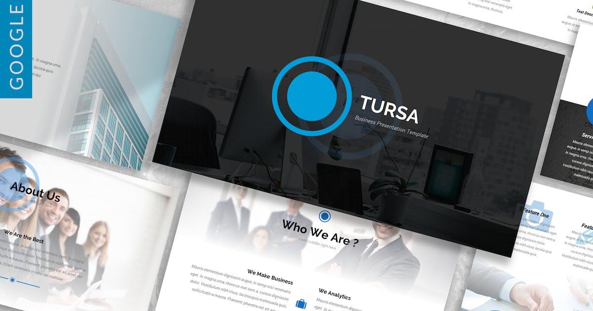 Download Tursa - Business Google Slides Template by 83des
