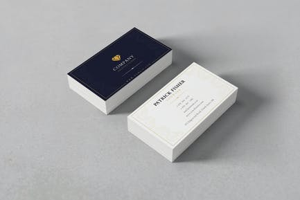 Diamond Business Card Template