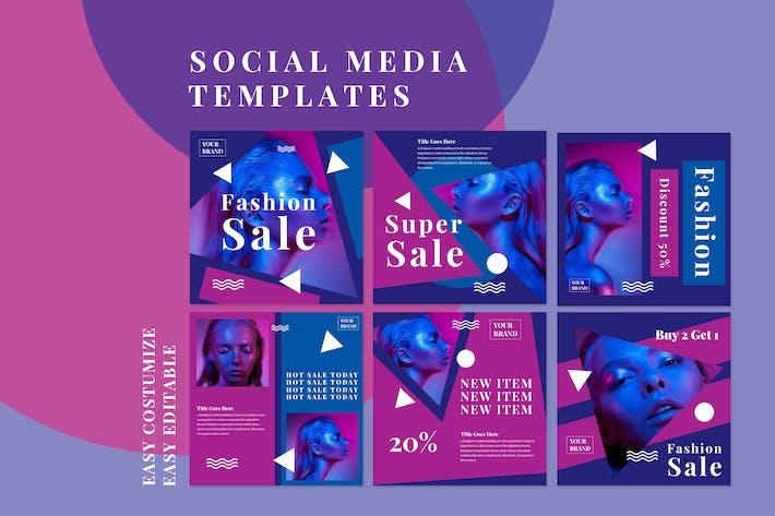 Thumbnail for Social Media Kit Vol.02