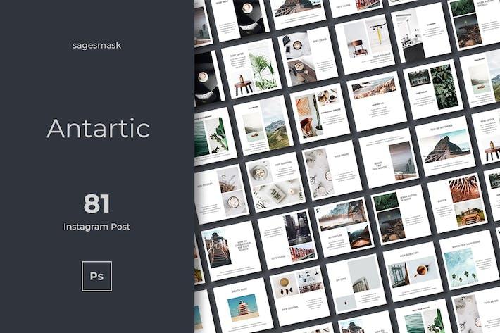 Thumbnail for 81 Antartic Instagram Post