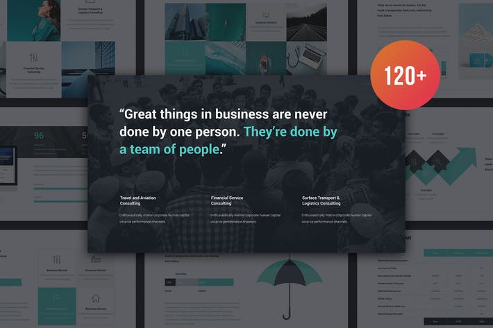 Cover Image For UNIDE - Business & Profile Template (KEY)