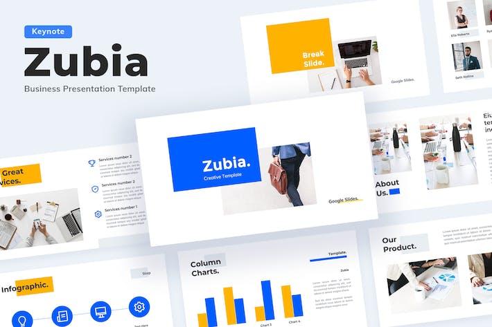 Thumbnail for Zubia - Presentación de Keynote.