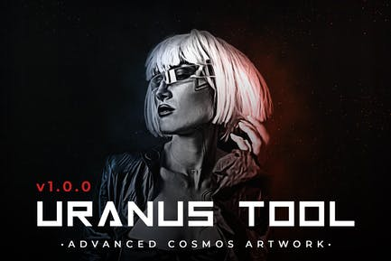 Uranus - Photoshop Tool