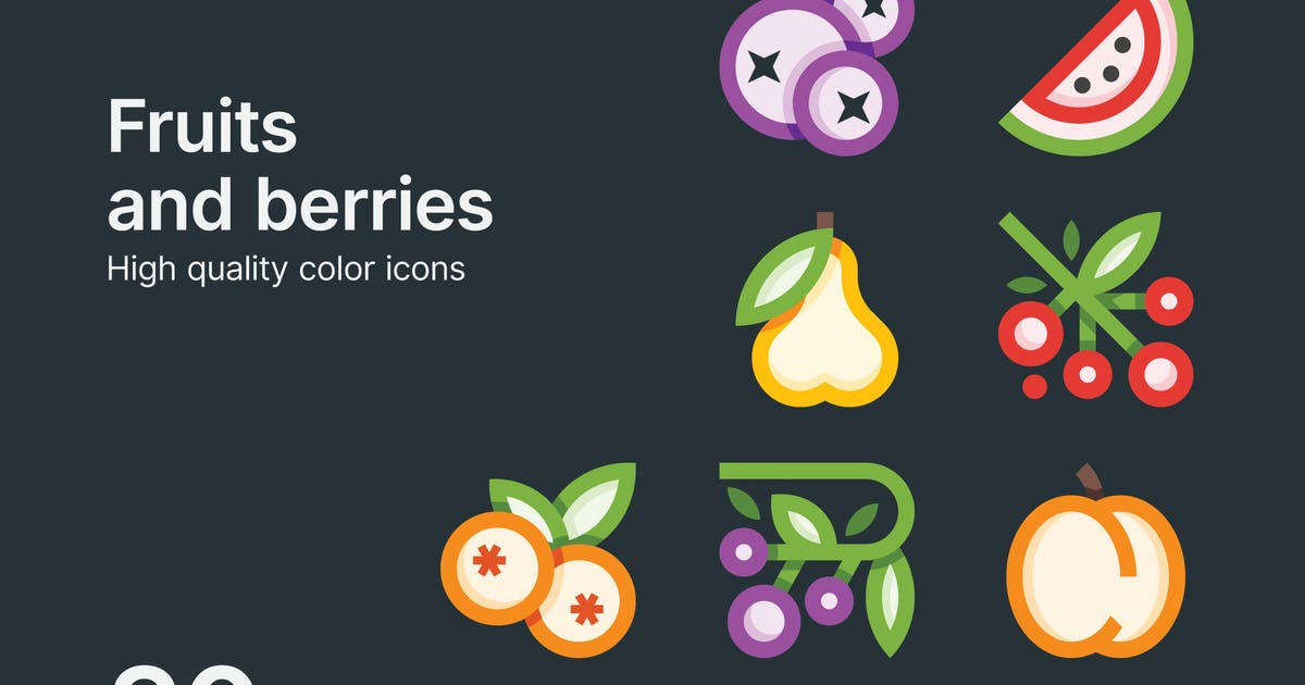 Download Food — Fruits and Berries by polshindanil