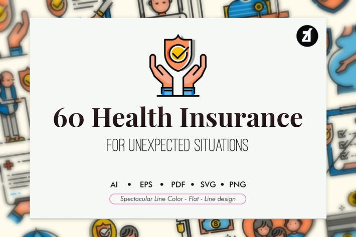 Thumbnail for 60 Health Insurance elements