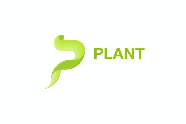 Thumbnail for Plant P Letter