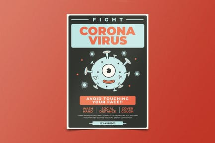 Medical Covid Flyer