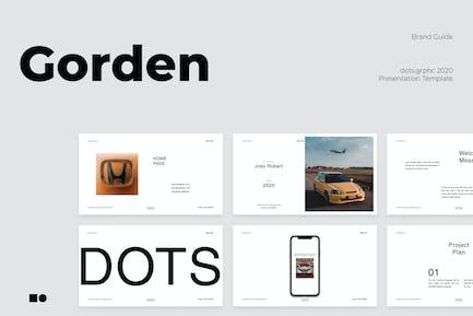 Gorden - Keynote