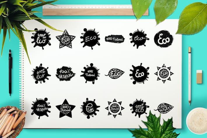 Thumbnail for Eco & Natural Badges