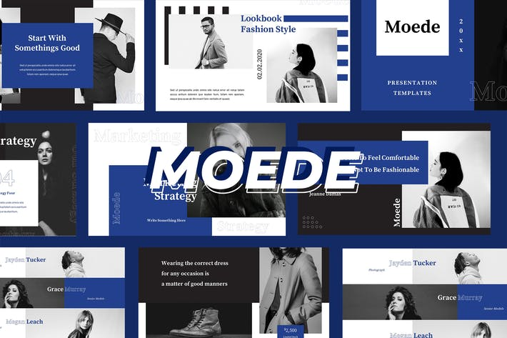 Thumbnail for Moede -  Google Slides Presentation