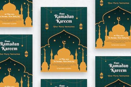 Ramadan Kareem - Flyer