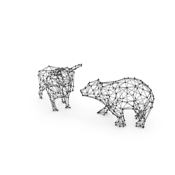 Bull & Bear Wireframe