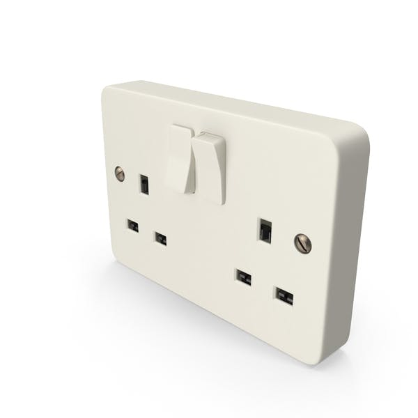 Cover Image for UK Electrical Outlet