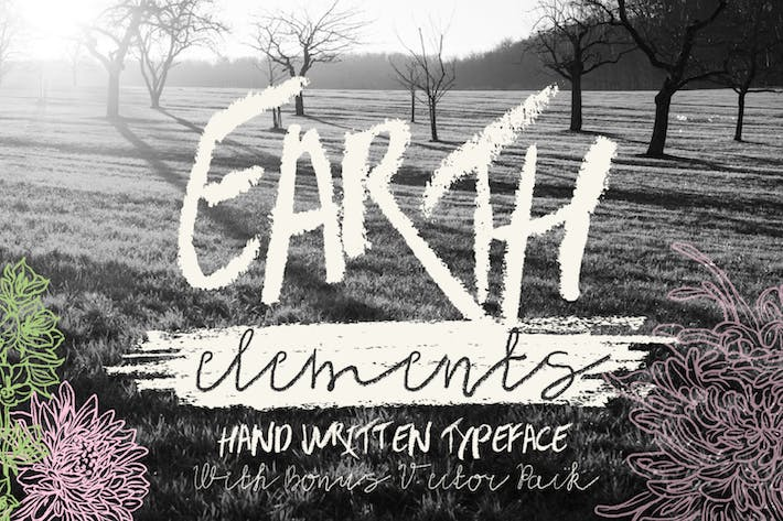 Cover Image For Earth Elements Type