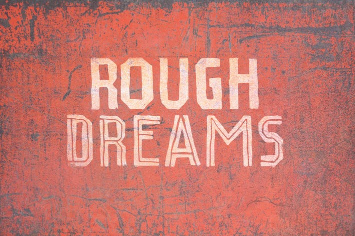 Thumbnail for Rough Dreams