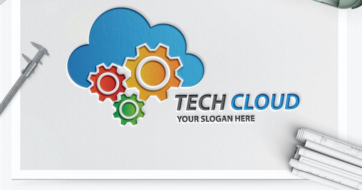 Download Tech Cloud Logo by mamanamsai