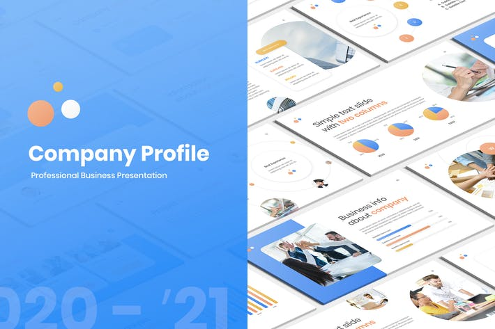 Thumbnail for Company Profile for Keynote