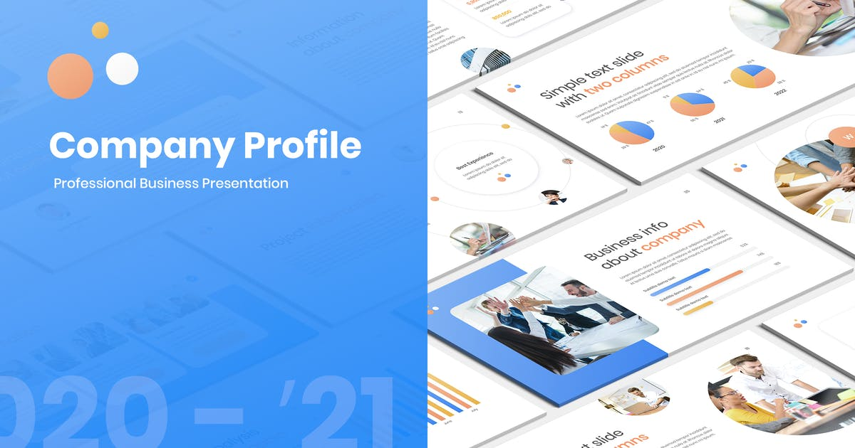 Download Company Profile for Keynote by Site2max