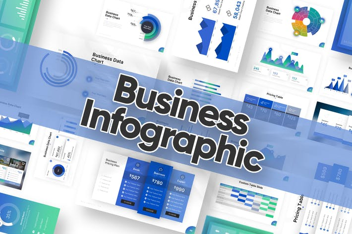 Thumbnail for Business Pricing Infographic Powerpoint Template