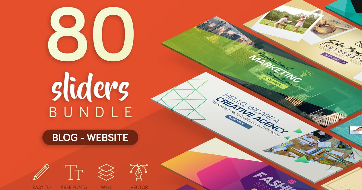 Download Slider Bundle by Unknow