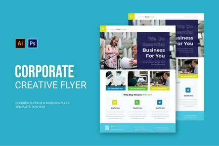 Corporate Brand - Flyer