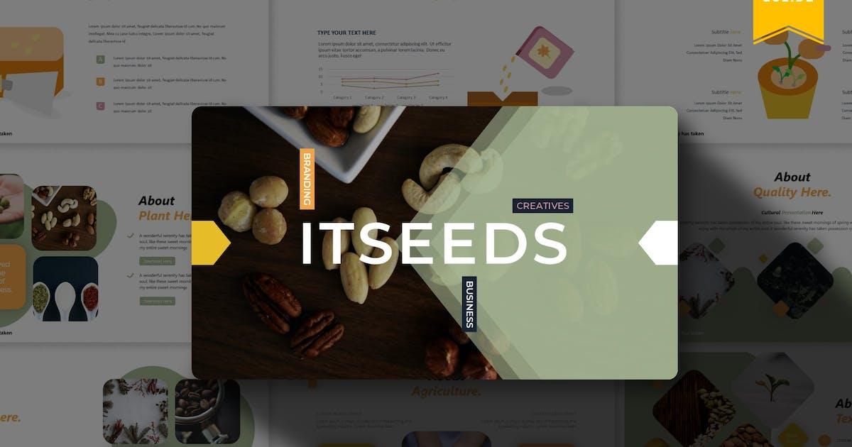 Download Itseeds   Google Slides Template by Vunira