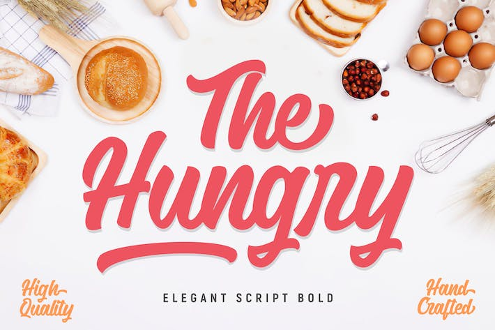 Thumbnail for The Hungry Font