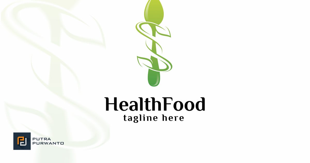 Download Health Food - Logo Template by putra_purwanto