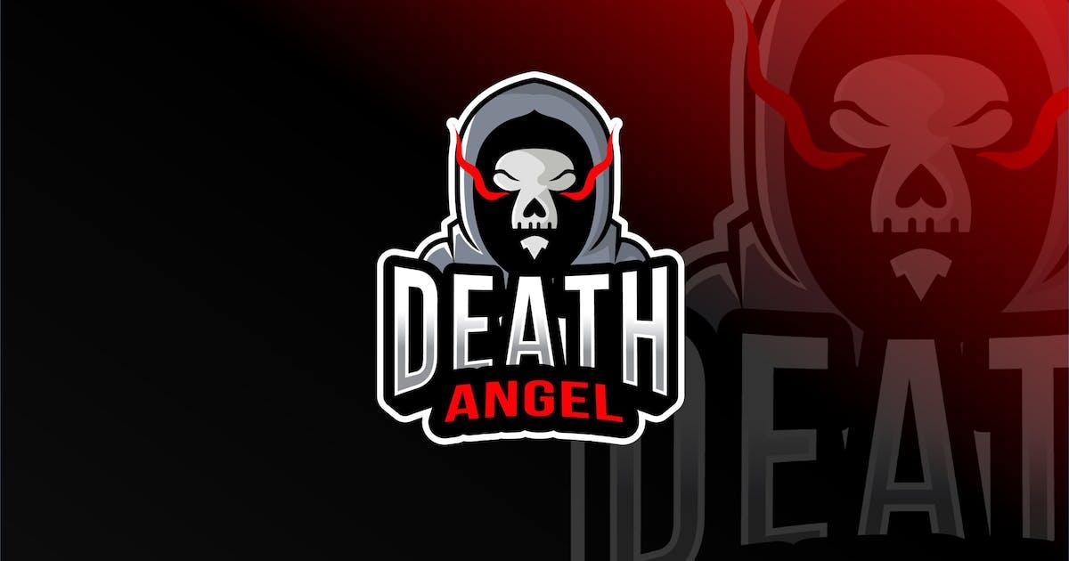 Download Death Angel Esport Logo Template by IanMikraz