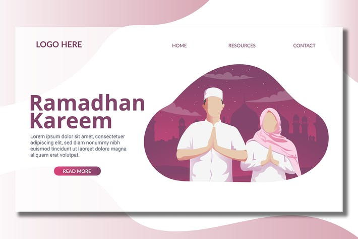 Thumbnail for Muslims - Landing Page