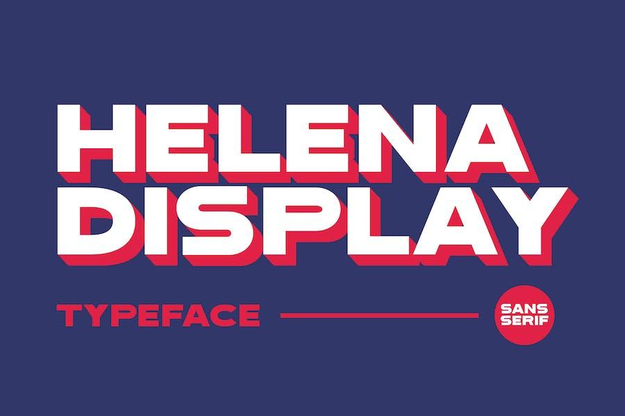 Helena Display