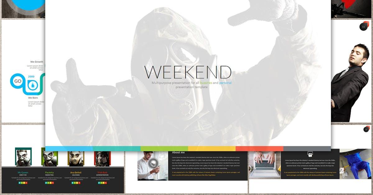Download WEEKEND Keynote by Artmonk