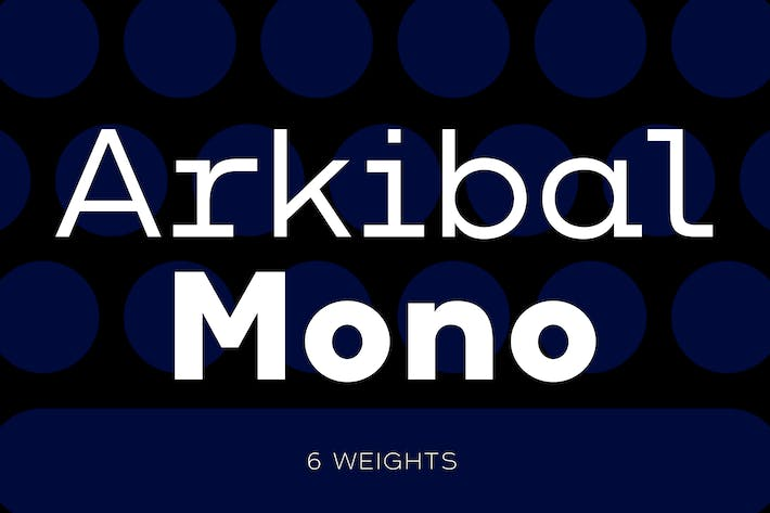 Thumbnail for Arkibal Mono