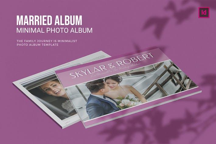 Thumbnail for Married Album - Photo Album