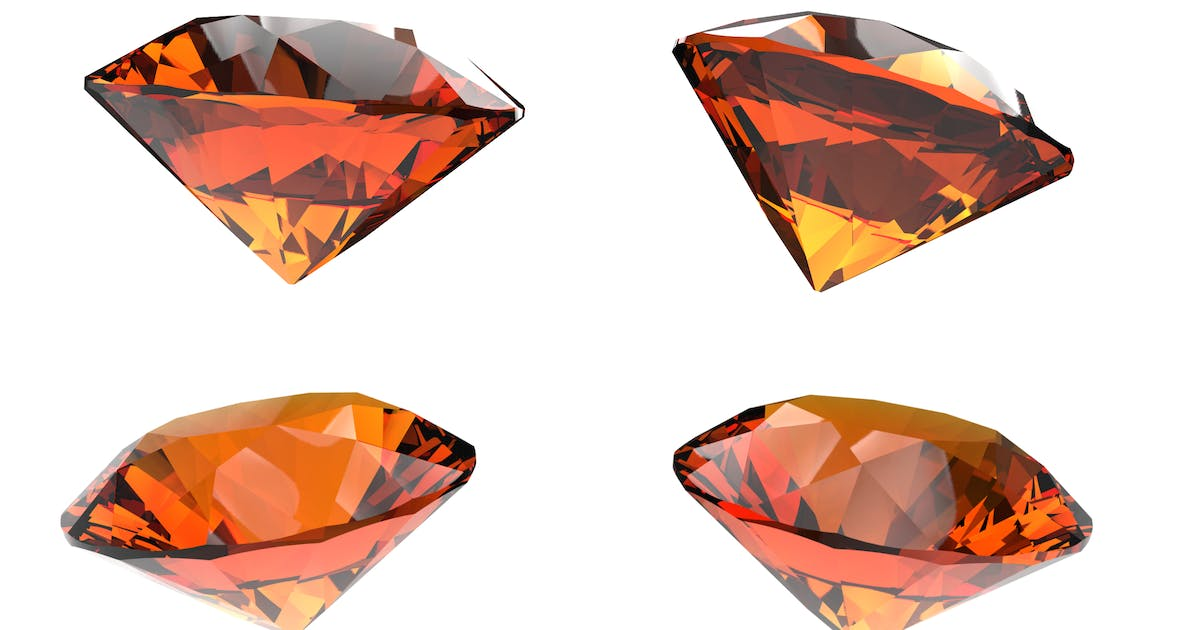 Download Diamond 3D object Mockup - MK by angelbi88