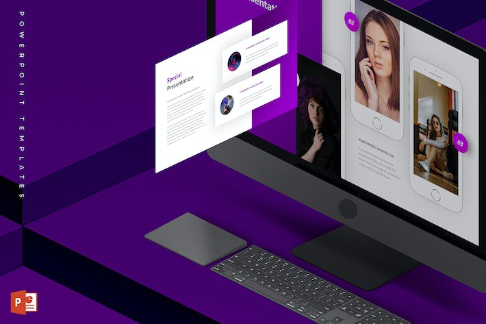 Thumbnail for Special - Powerpoint Template