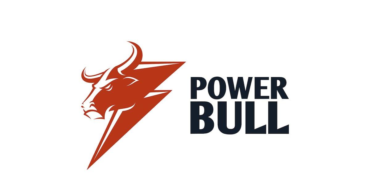 Download Power Bull - Bull & Thunder Logo by Suhandi