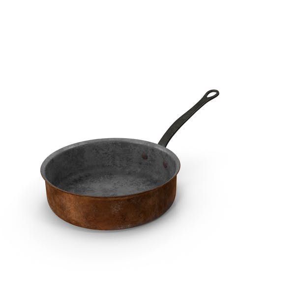 Old Sauté Pan 3.5qt