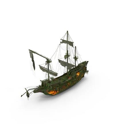 Ghost piratenschiff